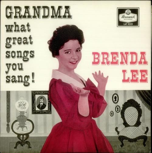 Grandma What Great Songs You Sang!