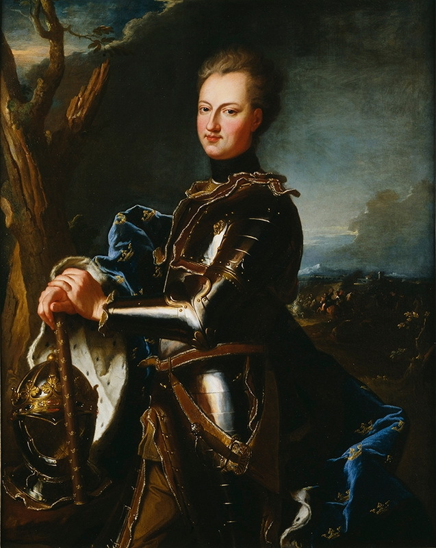 Король Швеции Карл XII. commons.wikimedia.org - Минус один союзник | Warspot.ru